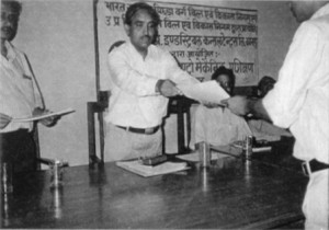 G.M. UPICO, Dr. P.N.Ram, On the ocasion of valedictory Function-4