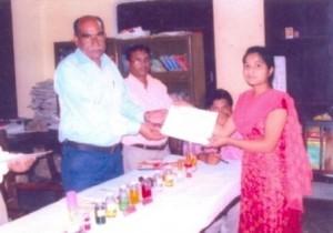 Shri K.N.Diwedi, On the ocasion of valedictory Function-7